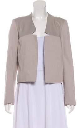 Halston Lightweight Open Front Jacket