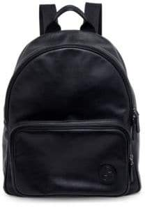 Giorgio Armani Leather Backpack