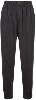 Forte Forte tapered wool trousers