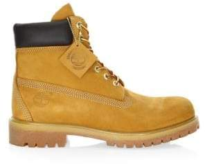 Timberland Premium Waterproof Leather Work Boots
