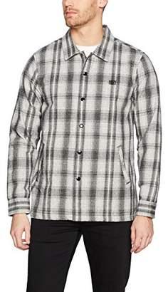 Obey Men's Whittier Coaches Jacket