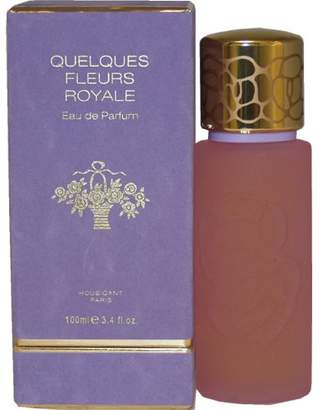 Houbigant QuelQues Fleurs Royale by for Women- 3.4 oz EDP Spray