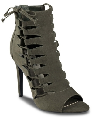 G by GUESS Baxter Bootie $75 thestylecure.com