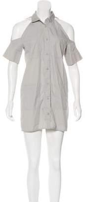 MM6 MAISON MARGIELA Tonal Mini Dress