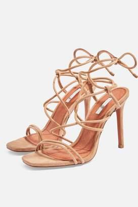 Topshop Rebel Strappy Sandals