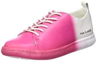 Pantone Unisex Adults' Roland Garros Flatform Pumps Pink Size: