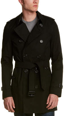 Burberry Sandringham Mid Length Heritage Trench Coat