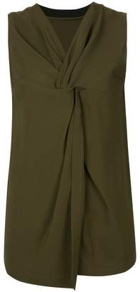 3.1 Phillip Lim knotted neck blouse