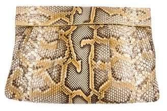 Nancy Gonzalez Snakeskin Crossbody Bag