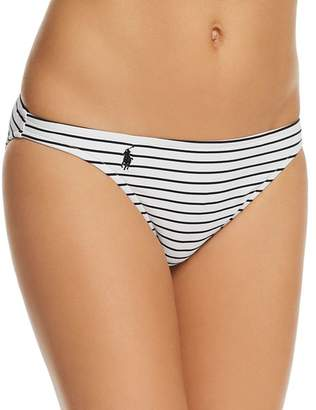 Ralph Lauren Resort Taylor Hipster Bikini Bottom
