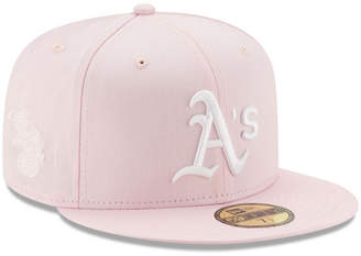 New Era Oakland Athletics C-Dub Patch 59FIFTY Cap