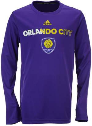 adidas Orlando City Sc Striker T-Shirt, Big Boys