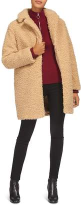 Whistles Ultimate Teddy-Bear Coat