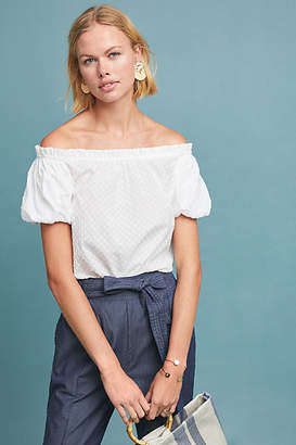Maeve Sojourner Off-The-Shoulder Top