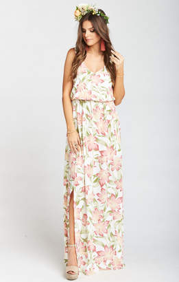 Show Me Your Mumu Kendall Maxi Dress ~ Lily Lady