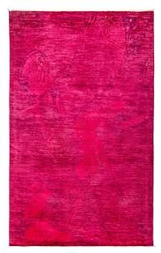 Vibrance Overdyed Area Rug, 5'1 x 8'1