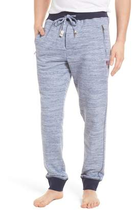 Majestic International Swept In Waves Lounge Pants