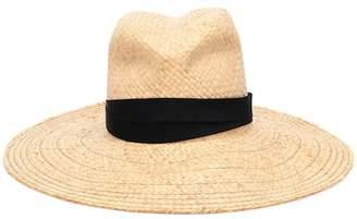 Lola Hats Snap First Aid raffia hat