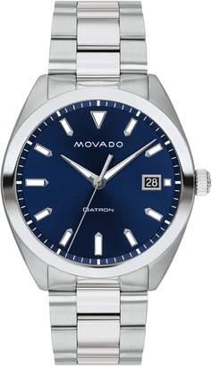 Movado Heritage Bracelet Watch, 39mm