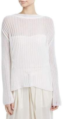 Giada Forte V-Back Neckline Sweater