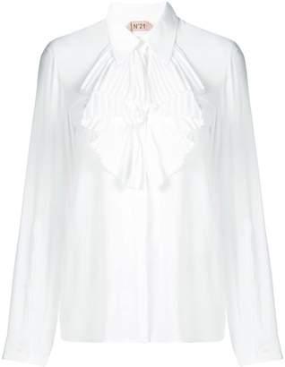 No.21 frills blouse