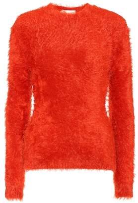 Marni Faux-fur sweater
