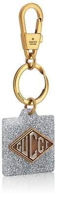 Gucci Men's Logo Key Chain - Gold