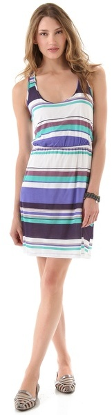 Splendid Canyon Stripe Dress