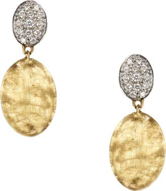 Marco Bicego Diamond Pave Drop Earrings