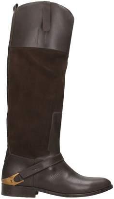 Golden Goose Tall Boots