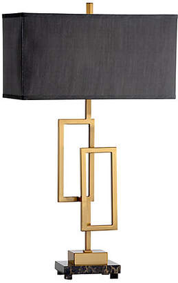 Winslet Marble Table Lamp - Brass - Wildwood