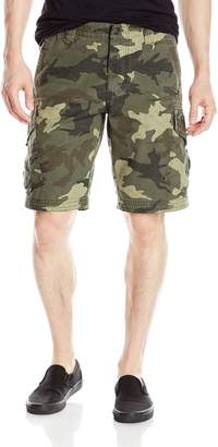 Fox Men's Slambozo Canvas Camo Cargo Short