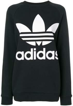 adidas Trefoil oversized sweatshirt