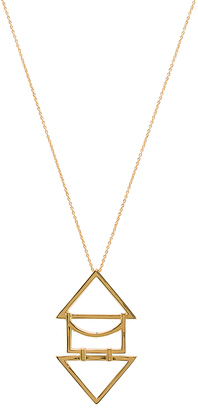 gorjana Anya Pendant Necklace $80 thestylecure.com