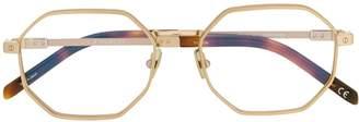 Hublot Eyewear round frame glasses