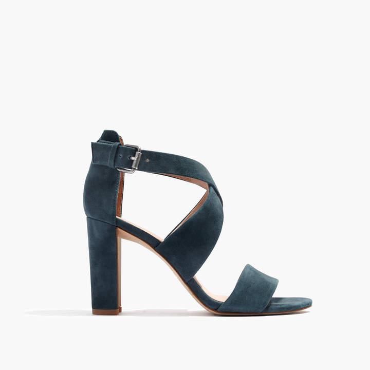 The Violet Crisscross Sandal