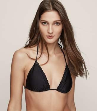 Reiss Skye Triangle Bikini Top