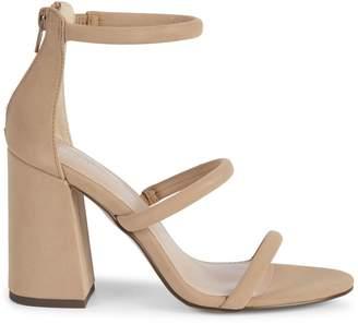BCBGeneration Rain Block-Heel Sandals