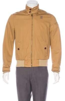 G Star Woven Bomber Jacket
