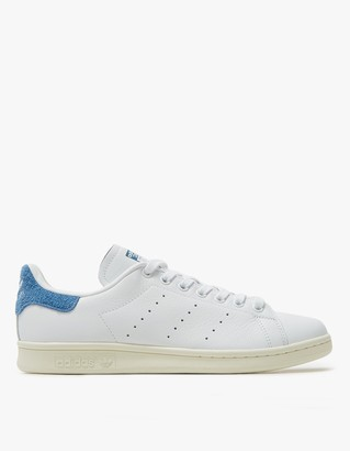 Stan Smith in Blue $85 thestylecure.com