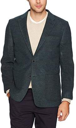 Tommy Hilfiger Men's Unconstructed Sweater Sportcoat Blazer