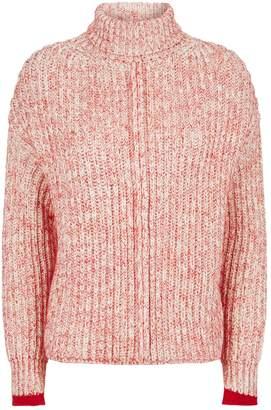 Chloé Grunge Chunky Knit Sweater