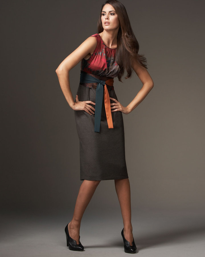 Elie Tahari Faith Dress