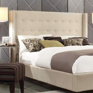 Homevance HomeVance Simone Tufted Wingback Headboard