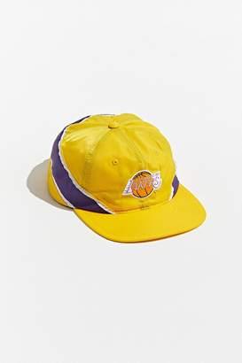 Mitchell & Ness Los Angeles Lakers Nylon Baseball Hat