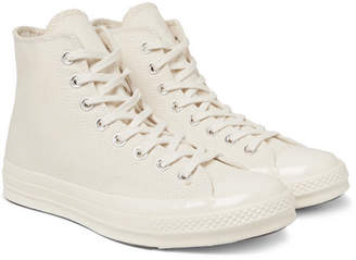 Converse 1970s Chuck Taylor All Star Canvas High-Top Sneakers - Ecru