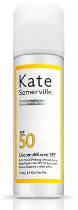 Kate Somerville UncompliKated SPF Soft Focus Makeup Setting Spray, 3.4 oz. / 96g