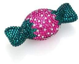 Swarovski Crystal Strawberry Candy Pill Box