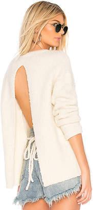 One Teaspoon Alpaca Axl Sweater