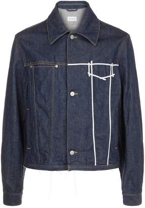 Maison Margiela Raw Denim Jacket